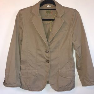 ❤️ J. Crew Cotton Jacket 🧥❤️